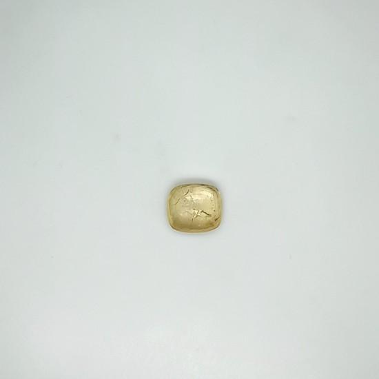 Yellow Sapphire (Pukhraj) 10.10 Ct Best Quality